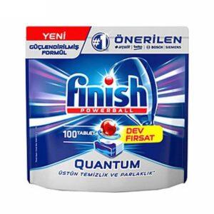 قرص ماشین ظرفشویی 100 عددی فینیش کوانتوم Quantom