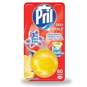بوگیر ماشین ظرفشویی لیمویی پریل (Pril)