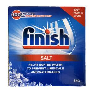نمک ماشین ظرفشویی 3 کیلویی فینیش Finish