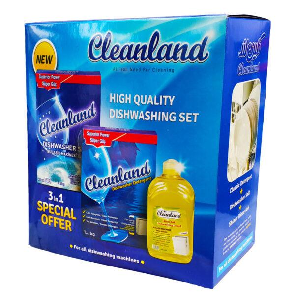پک شست و شوی کلین لند Clean Land