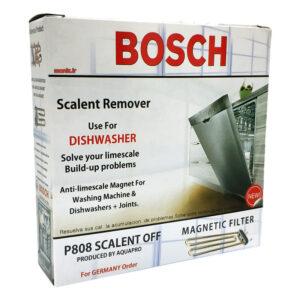 پودر جرم گیر ماشین ظرفشویی و ماشین لباسشویی بوش حجم 500 گرم