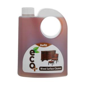مایع پاک کننده سطوح چوبی ایکو مویست حجم 1 لیتری